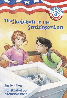 Capital Mysteries #3: The Skeleton in the Smithsonian Cover Image