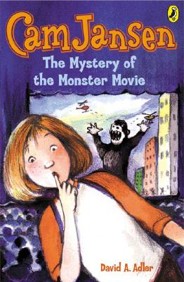 Cam Jansen: The Mystery of the Monster Movie #8 Cover Image