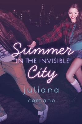 Cover for Summer in the Invisible City