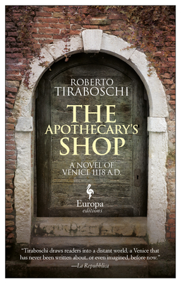 The Apothecary's Shop: Venice 1118 A.D. Cover Image
