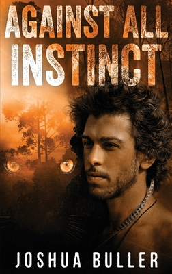 Against All Instinct: Large Print Hardcover Edition Cover Image