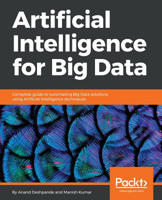 Artificial Intelligence for Big Data Cover Image