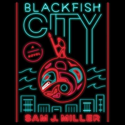 Blackfish City Cover Image