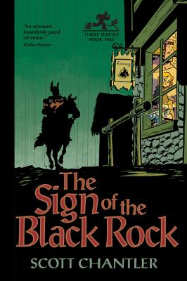 The Sign of the Black Rock Cover