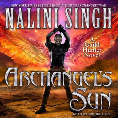 Cover for Archangel's Sun (Guild Hunter #13)