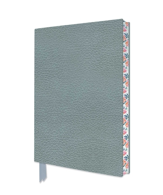Grey Artisan Notebook (Flame Tree Journals) (Artisan Notebooks) Cover Image