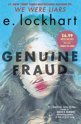 Genuine Fraud Cover Image