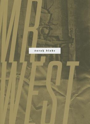 Mr. West (Wesleyan Poetry) Cover Image