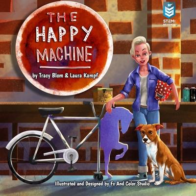 The Happy Machine Cover Image