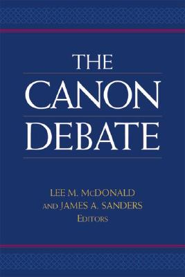 The Canon Debate Cover