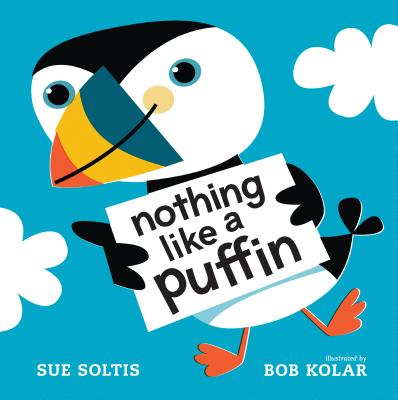 Nothing Like a Puffin Cover