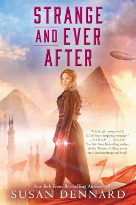 Cover for Strange and Ever After (Something Strange and Deadly Trilogy #3)