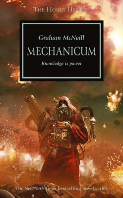 Cover for Mechanicum (The Horus Heresy #9)