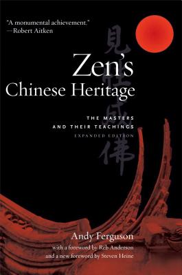 Cover for Zen's Chinese Heritage