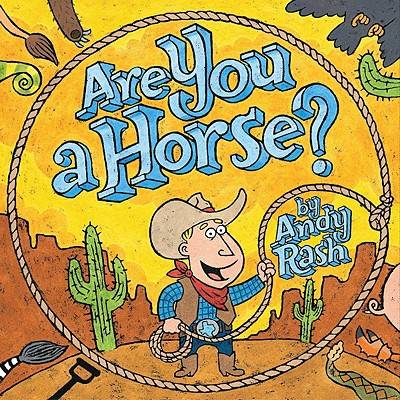 Are You a Horse? Cover