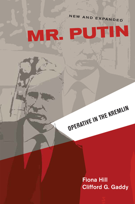 Mr. Putin: Operative in the Kremlin (Geopolitics in the 21st Century) Cover Image