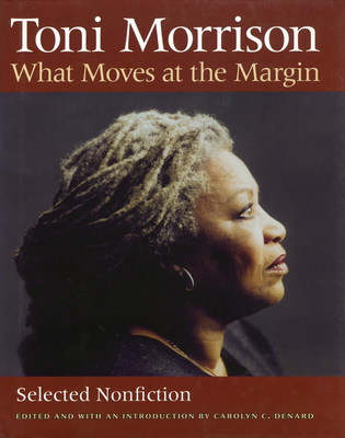 What Moves at the Margin: Selected Nonfiction Cover Image