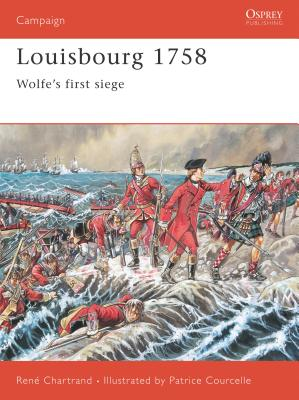 Louisbourg 1758 Cover