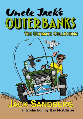 UNCLE JACK'S OUTER BANKS: The Ultimate Collection Cover Image
