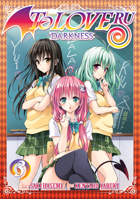 To Love Ru Darkness Vol. 3 Cover Image
