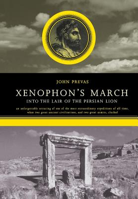 Xenophon's March: Into The Lair Of The Persian Lion Cover Image