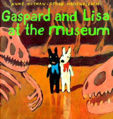 Gaspard and Lisa at the Museum Cover