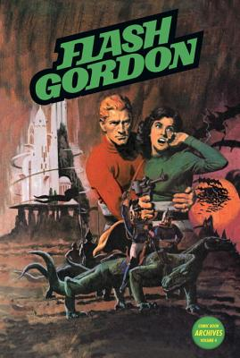 Flash Gordon Comic Book Archives, Volume 4 Cover