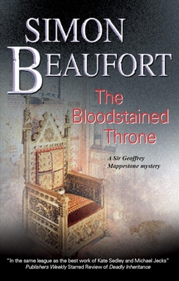 The Bloodstained Throne Cover