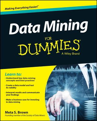 Data Mining for Dummies Cover