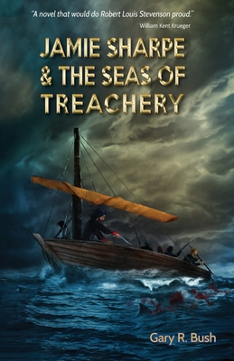 Jamie Sharpe & the Seas of Treachery Cover Image