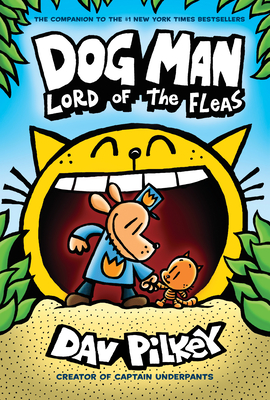 Dog Man_ Lord of the Fleas