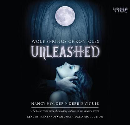Unleashed (Lib)(CD) Cover Image