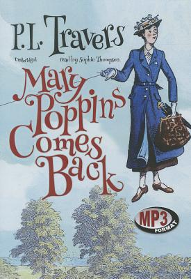 Mary Poppins Comes Back Cover Image