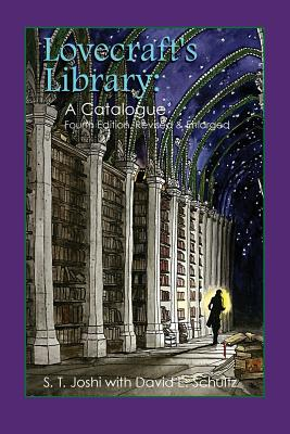 Lovecraft's Library: A Catalogue (Fourth Revised Edition) Cover Image