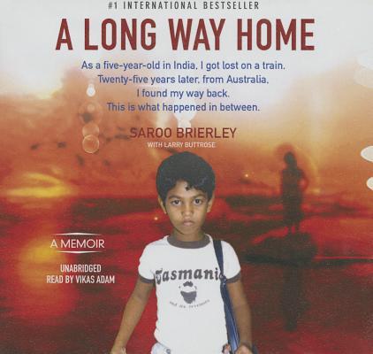 A Long Way Home Lib/E Cover Image