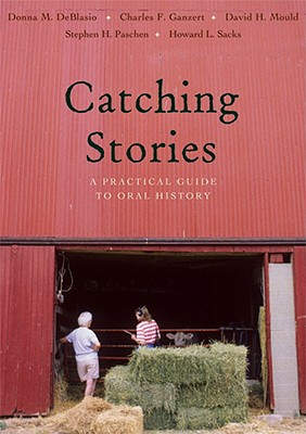 Cover for Catching Stories