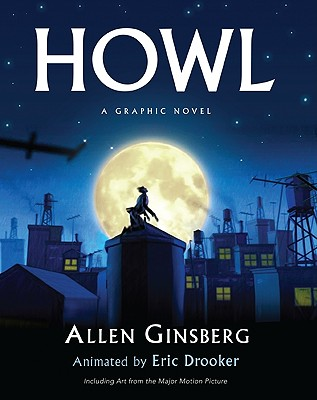 Howl: A Graphic Novel Cover Image