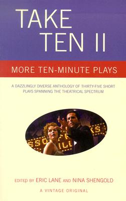 Take Ten II: More Ten-Minute Plays Cover Image