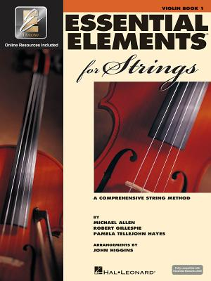 Essential Elements for Strings - Book 1 with Eei: Violin Cover Image