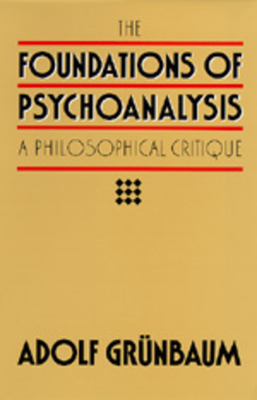 Cover for The Foundations of Psychoanalysis