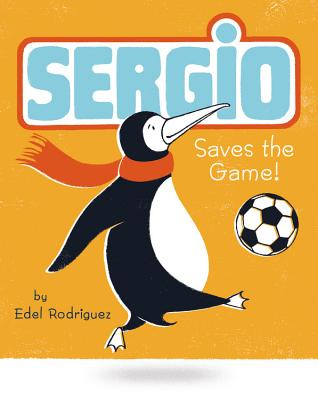 Sergio Saves the Game Cover