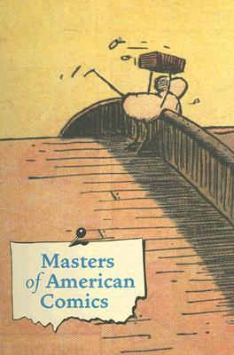 Masters of American Comics Cover