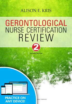 Gerontological Nurse Certification Review Cover Image