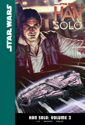 Han Solo: Volume 3 (Star Wars: Han Solo #3) Cover Image