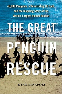 The Great Penguin Rescue Cover