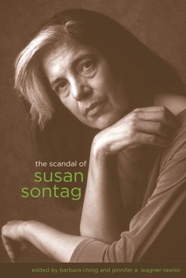 The Scandal of Susan Sontag (Gender and Culture) Cover Image