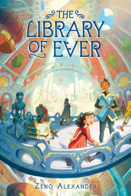 The Library of Ever Cover Image