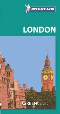 Michelin Green Guide London Cover