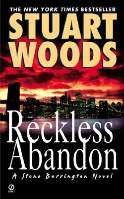 Reckless Abandon (A Stone Barrington Novel #10) Cover Image
