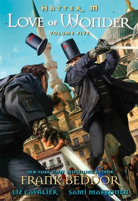 Hatter M: Love of Wonder (Hatter M the Looking Glass Wars Tp #5) Cover Image